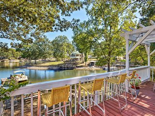 NEW! Waterfront Home on Badin Lake w/ Large Deck!