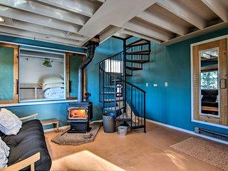 Nederland Cabin w/Fireplace, Mtn Divide Views