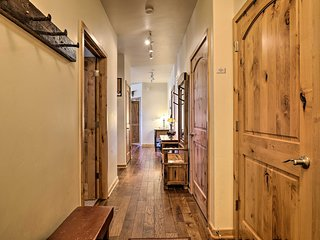 Walk to Main St. from Mtn-View Winter Park Condo!