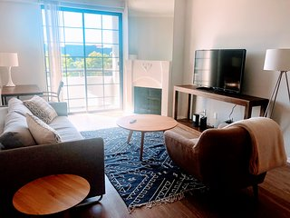 O2432 - Charming 2BR Platinum Triangle Apartment