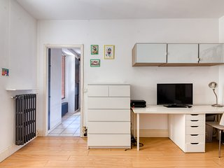 Studio for 2 people *Promenade du Paillon*