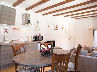 Appartement Le Cosy F2 de charme ceour historique de Colmar
