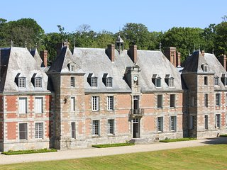 Paluel Chateau Sleeps 21 with Pool - 5816629