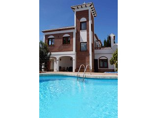 Casa Mya House with 3 bedrooms, pool, beautiful views Burriana.
