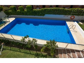AguaMarina 7 Apartament 2 bedrooms, pool, A/C.