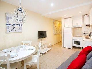 3 bedroom modern apartment next to Sants Estació
