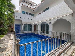 Unique Greek Style villa