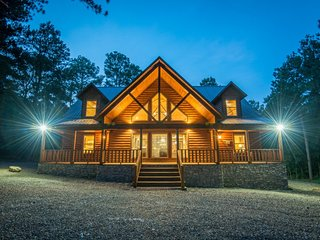 Dirt Road Mansion-5 BR, Game Room