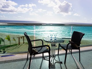 Club zone loft in boutique beachfront resort