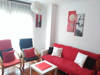 Acogedor apartamento cerca playa Bouzas-Vigo