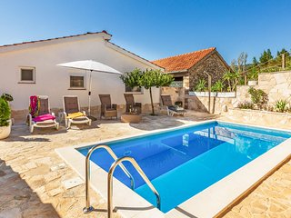 Amazing home in Desne w/ Outdoor swimming pool and 1 Bedrooms