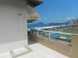 Cobertura Condominio Costa Atlantica Piscina Praia Grande Ubatuba