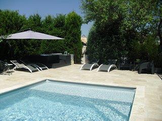 Gîte de charme  4* La fontaine de l'alouette piscine et SPA