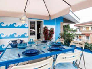 Cosy flat in villa near the sea and  centre town, between Rome and Naples, alquiler de vacaciones en Formia