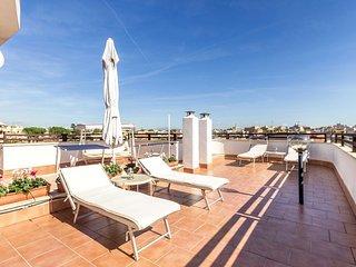 Gianicolo house - La terrazza delle meraviglie
