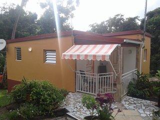 Petite Maison à 5 mn de la plage de Grand Anse