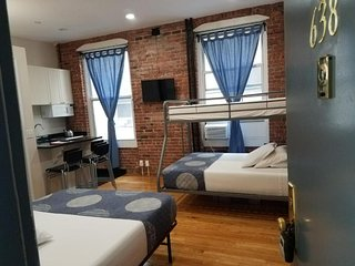 Studios Midtown Manhattan/Studio638