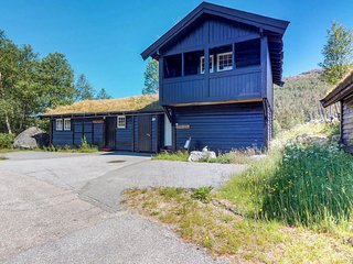 Amazing home in Hovden I Setesdal w/ WiFi and 3 Bedrooms (N35477)