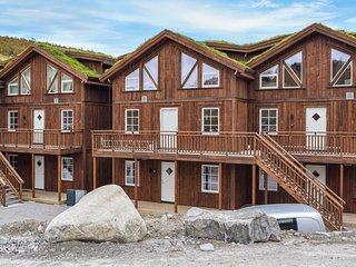 Stunning apartment in Hovden I Setesdal w/ WiFi and 3 Bedrooms (N35466)