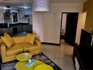 Modern, 2 bedroom