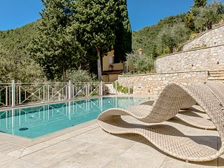 Villa Del Giudice: Luxury Villa with Private Pool Lucca