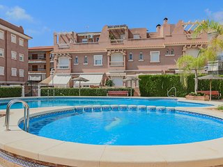 Stunning home in Santa Pola w/ Outdoor swimming pool, Outdoor swimming pool and