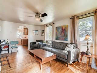 Cute & Clean Downtown Loveland Bungalow.