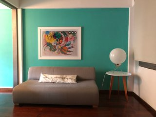 Stylish Downtown Apt. Rosario's hidden gem