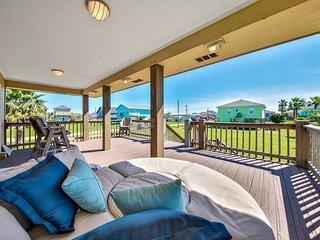 NEW LISTING! Homey retreat w/lawn views & deck - close to the beach