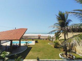 Beach villa Taiba