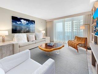 Luxurious Condo Hotel 1/1 Beachfront Unit 1007