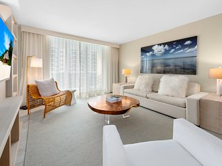 Premium 1/1 Ocean View South Beach 5 Star Condo/Hotel - 1012