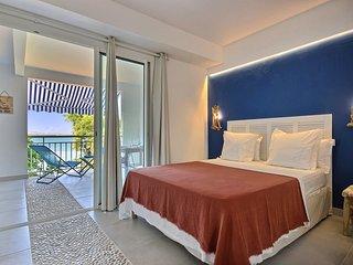 Mer Azur: Studio vue mer et acces mer pour sejour romantique