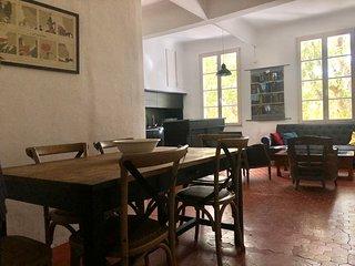 Charmant 3 pièces de 83 m2 au coeur du centre historique d'Aix en Provence