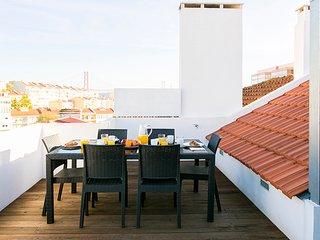 ALTIDO Terrace City Views Duplex