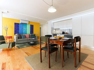 Couple or Self isolation in 1-bed flat w/ all amenities&parking, in Avenida area