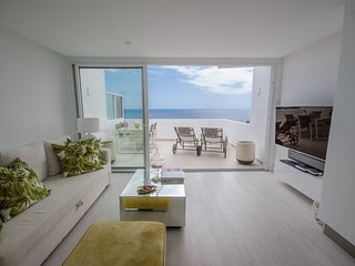 My dream holiday apartment with sea view