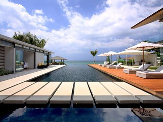 Villa Amarelo, 6BR, Natai Beach