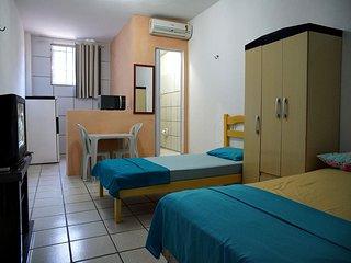 Apartamento Mobiliado no Centro de Fortaleza