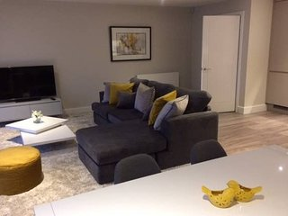 Righton two-bedroom serviced apartment in summertown (oxcgph3)