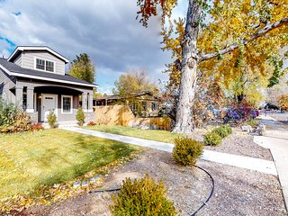 NEW LISTING! Quiet, new, centrally-located home close to downtown Boise!