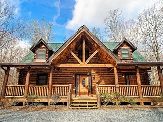 Luxury Log Cabin on Sugar Mountain