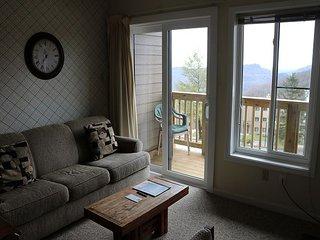 Deluxe 1 Bedroom Condo with Long-Range Mountain Views