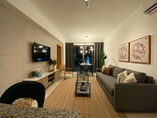 LDM - 2F · *NEW* 1BR | jacuzzy |Agora Mall *SDQRENTALS*