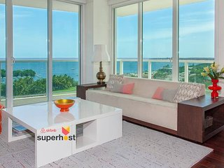 ★Luxury Designer Oceanfront★Free Parking★180-degrees Views!★Pool!★Coco