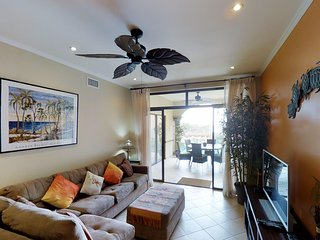 Oceanview condo w/ shared pool, private balcony & close to the beach!