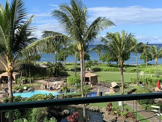 Maui Westside Properties: K301 Amazing 2 Bed W/BBQ