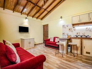 Elegant one-bedroom apartment, near Anjuna Beach/ 73915