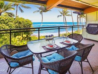 Luxury 2-Story Oceanfront Condo w/ Views & Pool