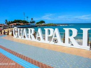 Apartamento Praia do Morro, ha 150 metros do Praia